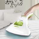 Bild 2 von CLEANmaxx Milben-Handstaubsauger mit UV-C-Licht 300W weiß/limegreen