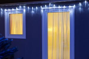 Merxx LED Eiszapfenkette, 49er, außen