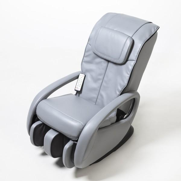Alpha Techno Premium-Massagesessel 2000 grau