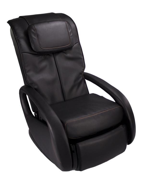 Alpha Techno Premium-Massagesessel 2000 schwarz