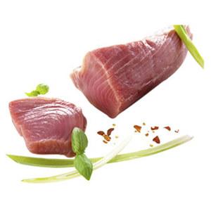 Thunfischfilet Leinenwildfang, Indischer Ozean, je 100 g