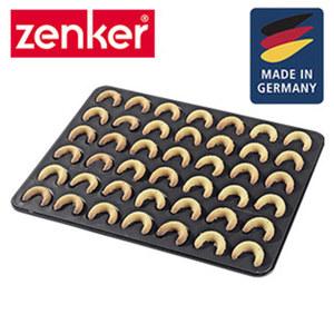 Vanillekipferl-Backblech - für 42 Kipferl - Maße: ca. 42 x 32 cm je