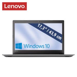 Notebook Ideapad 320-17AST · HD+ Display · AMD A9-9420 (bis zu 3,6 GHz) · AMD Radeon R5 · USB 3.0, USB 2.0