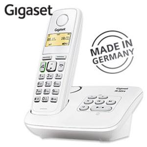 Schnurlos-DECT-Telefon AL225A · Telefonbuch für bis zu 80 Einträgen · digitaler Anrufbeantworter