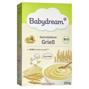 Babydream Bio Getreidebrei Grieß 1.59 EUR/250 g