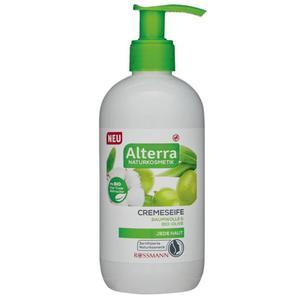 Alterra Cremeseife Baumwolle & Bio-Olive 4.63 EUR/1 l