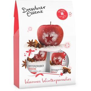 Dresdner Essenz warmes Winterparadies Trio Geschenkset