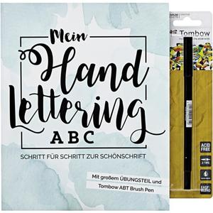 IDEENWELT Buch ´´Mein Hand Lettering ABC´´