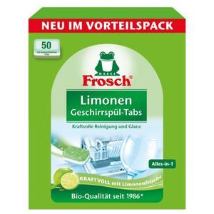 Frosch Geschirrspül-Tabs Alles-in-1 Limone 50 St. 8.99 EUR/1 kg