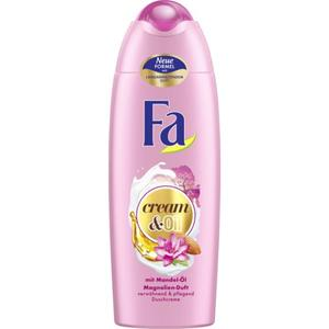 Fa cream & Oil Magnolien-Duft Duschcreme 0.54 EUR/100 ml