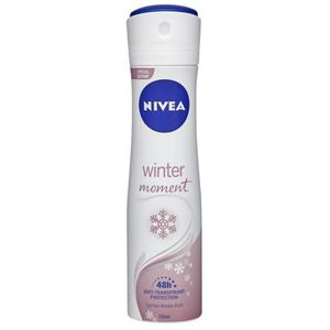 NIVEA Winter Moment Anti-Transpirant Deodorant Spray 1.10 EUR/100 ml