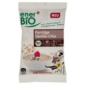 enerBiO Bio Porridge Vanille-Chia 1.52 EUR/100 g