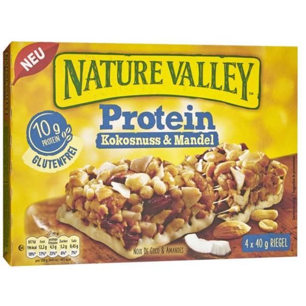 Nature Valley Proteinriegel Kokosnuss & Mandel 1.87 EUR/100 g