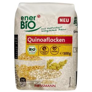 enerBiO Bio Quinoaflocken 11.98 EUR/1 kg