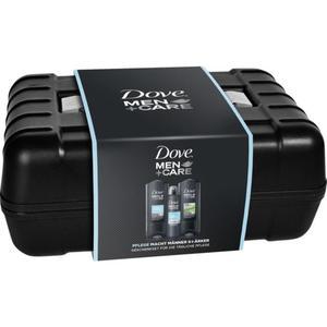 Dove Men+Care Geschenkset mit Werkzeugkasten