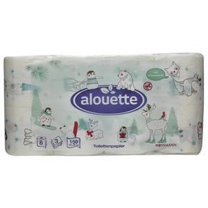 alouette Toilettenpapier mit Frischeduft