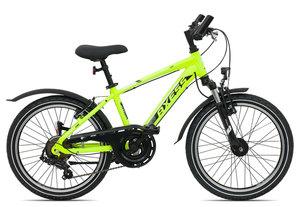 Axess Sporty 7 20 2019 | 30 cm | neon yellow