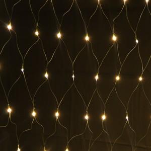 LED Lichternetz mit 160 LEDs für Innen und Außen