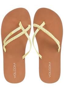 Volcom Thrills - Sandalen für Damen - Gelb