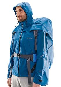 Maier Sports Jacob - Funktionsjacke für Herren - Blau