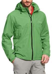 Maier Sports Jacob - Funktionsjacke für Herren - Grün
