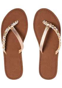 Roxy Livia - Sandalen für Damen - Gold