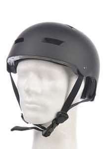 Globe Free Ride Skate Helm - Schwarz