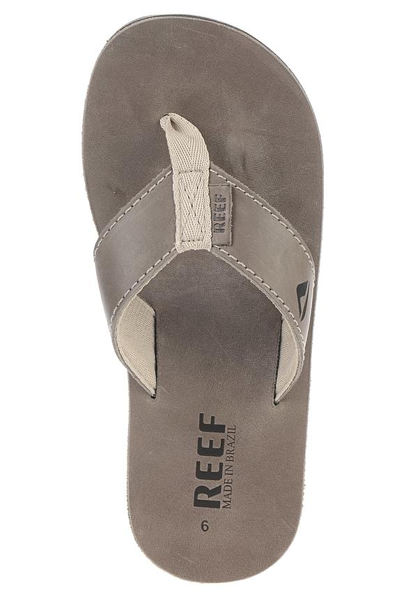 Reef Lthr Smoothy - Sandalen für Herren - Beige