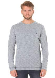 Quiksilver Lindow Crew - Sweatshirt für Herren - Blau