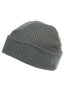 NEW Era Lightweight Cuff Knit Mütze - Grau