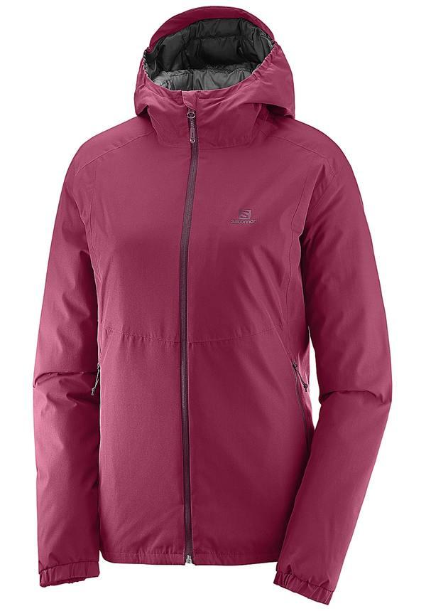 Salomon Essential Insulated - Outdoorjacke für Damen - Rot