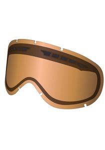 Dragon DXS Replacement Lens - Snowboardbrille für Herren - Braun