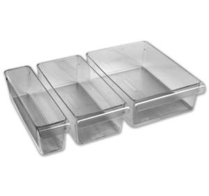 ROTHO Kühlschrankorganizer-Set LOFT