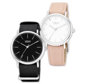 YOU & ME Damen- oder Herren-Armbanduhr