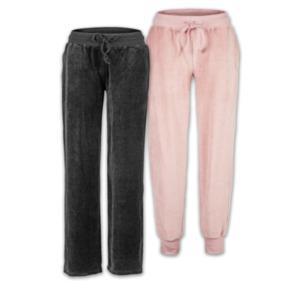 TRUE STYLE Damen-Pyjama-Loungehose