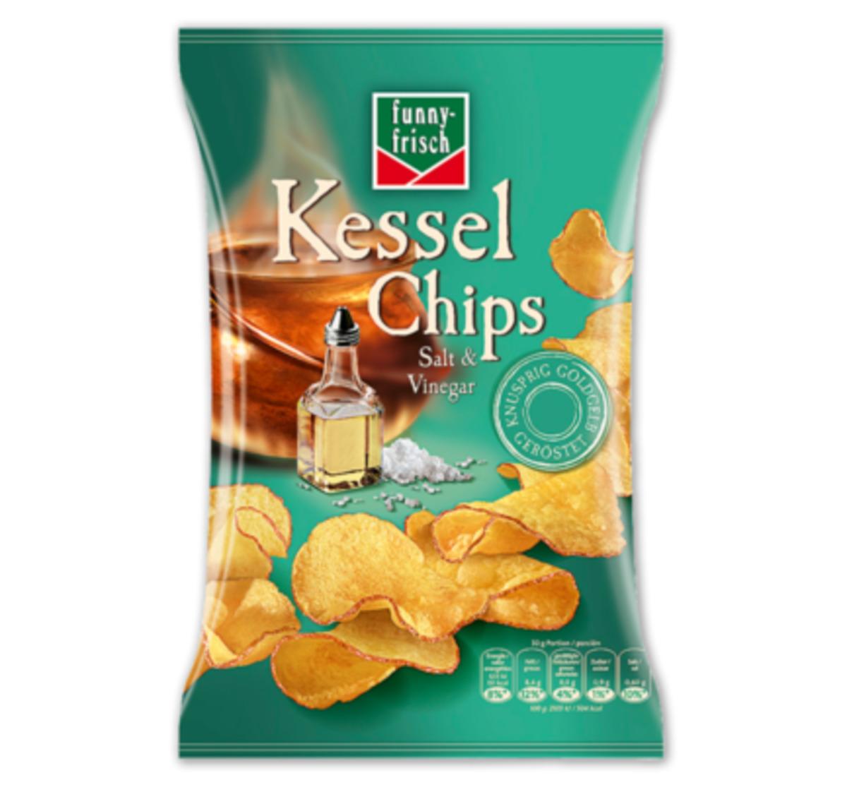Bild 3 von FUNNY-FRISCH Kessel Chips