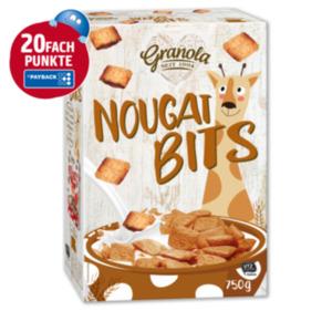 GRANOLA Nougat Bits