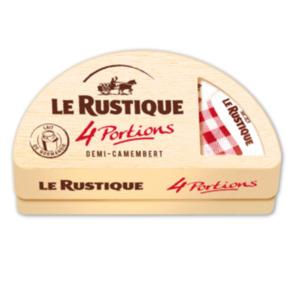 LE RUSTIQUE Camembert-Portionen