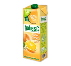 HOHES C Saft
