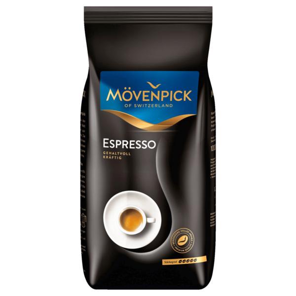 Mövenpick Espresso Bohne 1000g