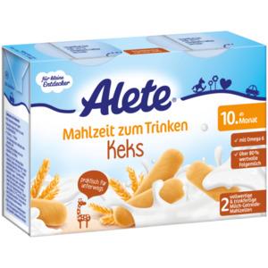 Alete Mahlzeit zum Trinken Keks 2x200ml