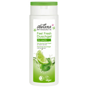 Alviana Feel Fresh Duschgel Bio-Limette 250ml