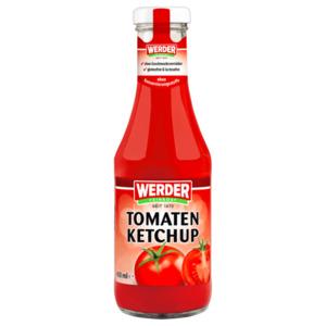 Werder Feinkost Tomatenketchup 450ml