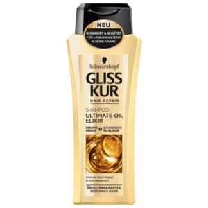 Schwarzkopf Gliss Kur Shampoo Ultimate Oil Elixir 250ml