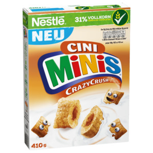 Nestle Cini Minis Crazy Crush 410g