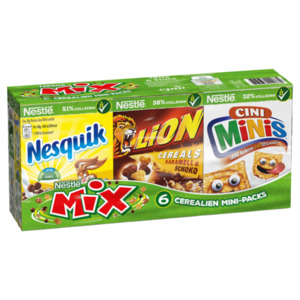 Nestle Mix Cerealien Mini 190g