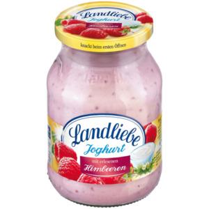 Landliebe Joghurt mit Himbeeren 500g