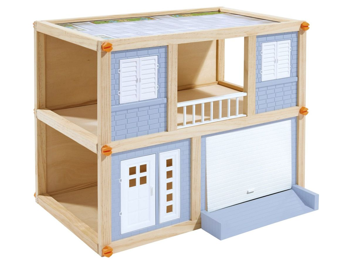 Bild 2 von PLAYTIVE® JUNIOR Holz-Spielhaus