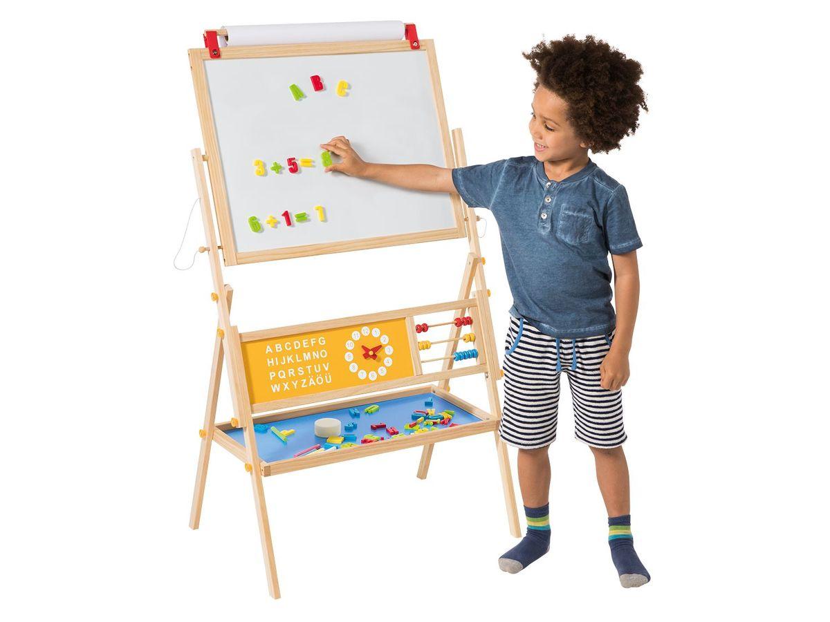 Bild 3 von PLAYTIVE® JUNIOR Kinder-Standtafel