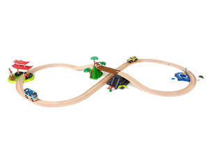 PLAYTIVE® JUNIOR Eisenbahnset Weltreise